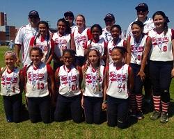 ASA District Tournament: 12U Silver