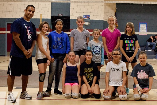 VVC VOLLEYBOMBERS - JUST GETTING STARTED