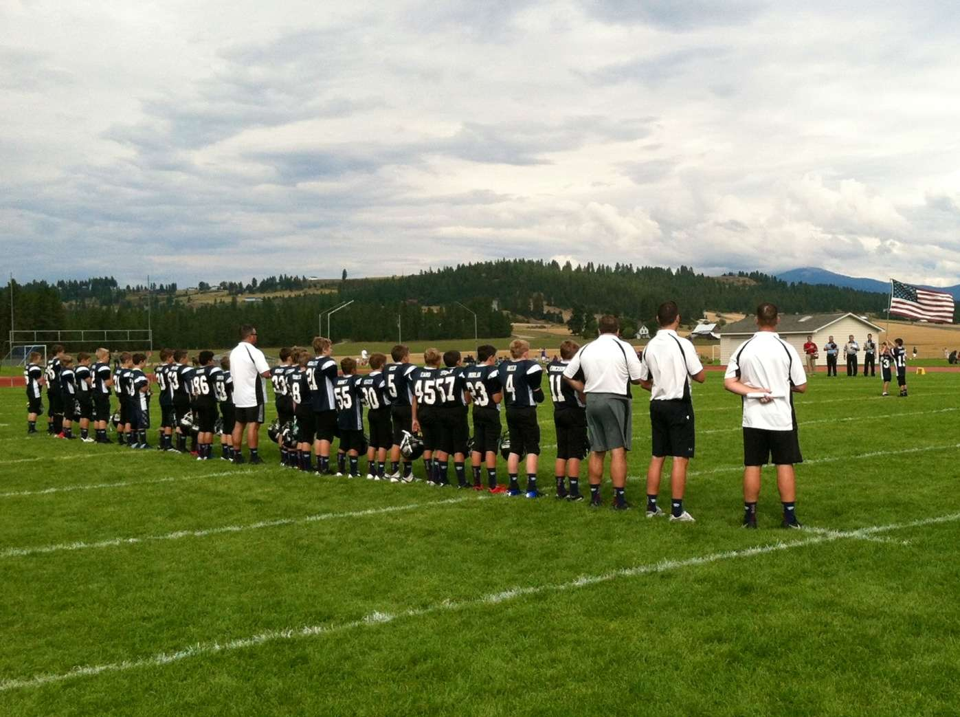 Mt Spokane-Mead First Home Games a Success!
