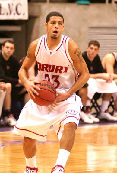 Brandon Kimbrough - Drury