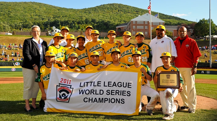 Little League World Series Champions
