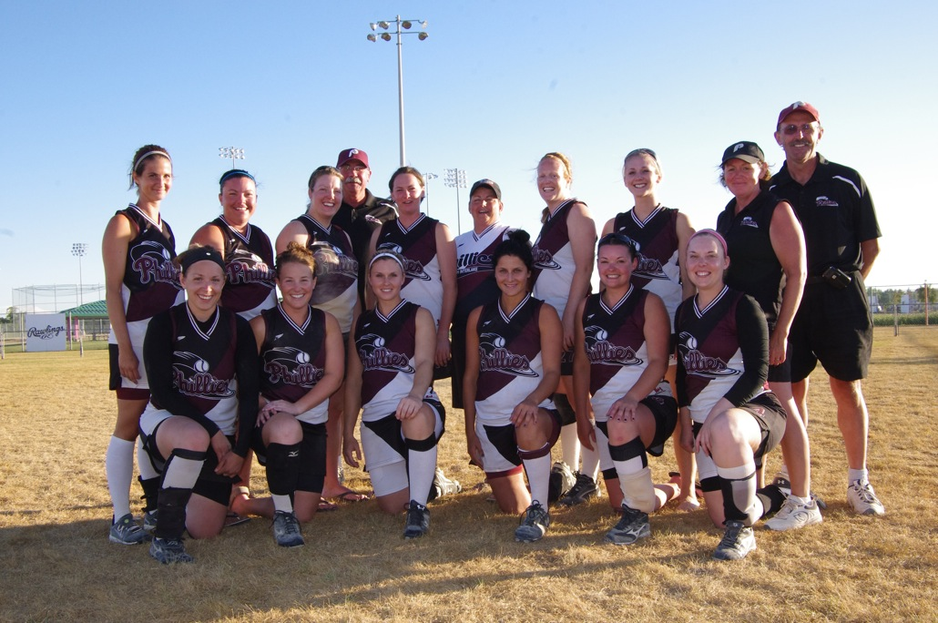 2011 Phillies Senior Women's Team