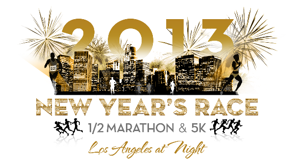New Years Race Los Angeles