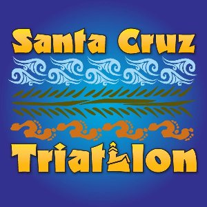 Image result for santa cruz triathlon clip art