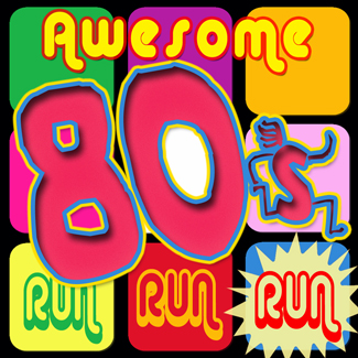 Awesome '80s Run - San Diego