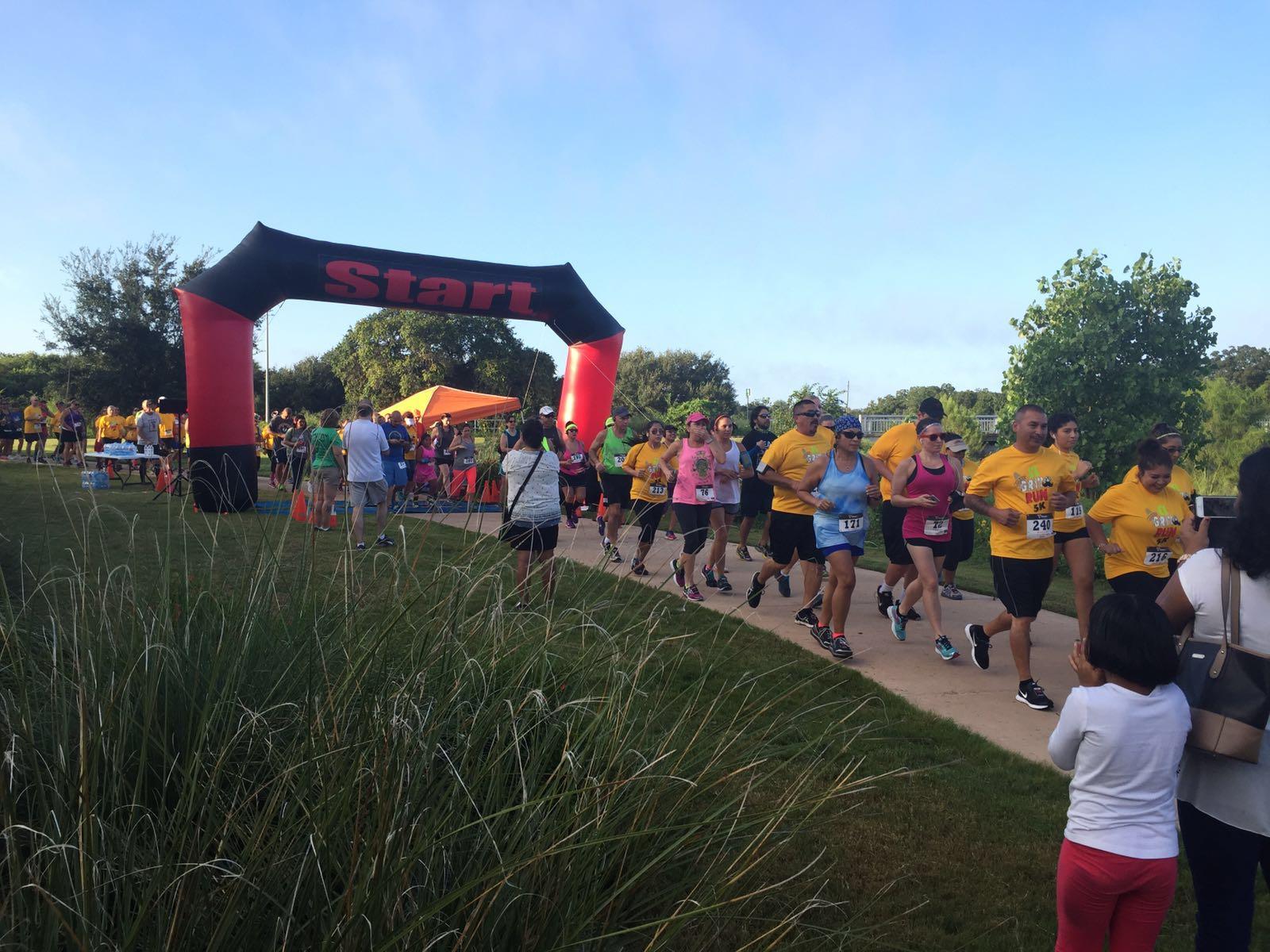 El Grito Run 5k San Antonio Tx 2017 Active