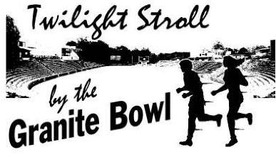 RaceThread.com Twilight Stroll by the Granite Bowl 10.1K
