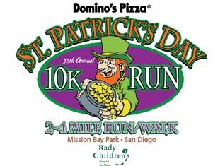 RaceThread.com St. Patrick's Day 10K