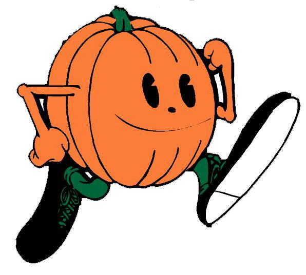 Image result for walking pumpkin