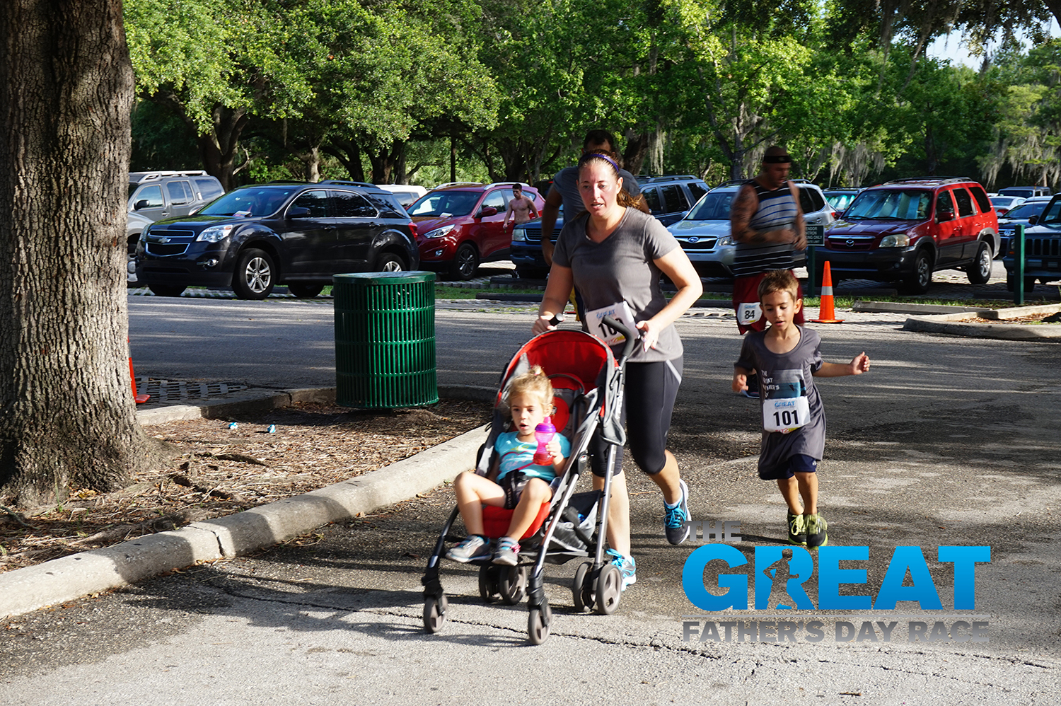 The Great Fathers Day Race 2017 5K RunWalk Tampa Tampa