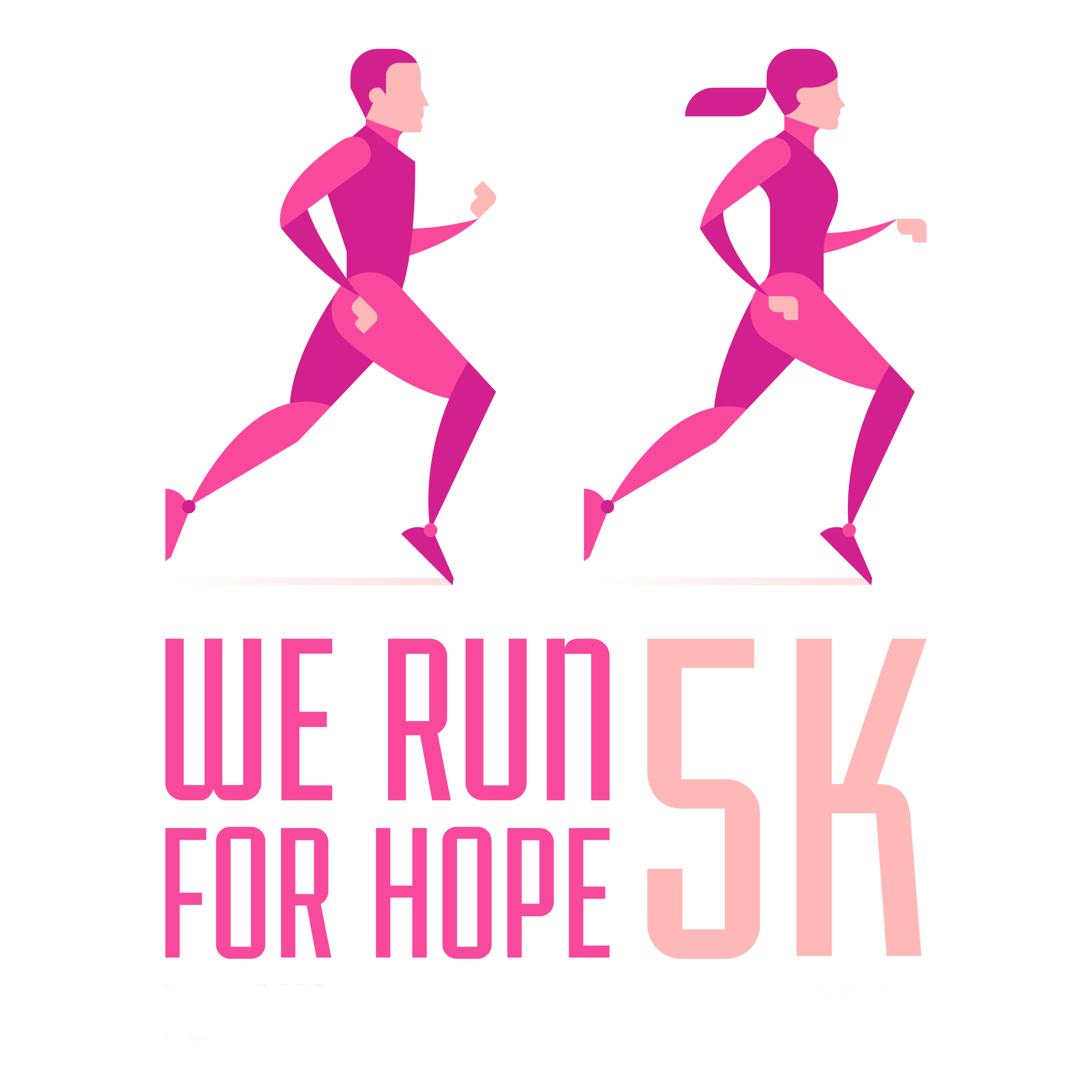We Run For Hope 5K Race for Breast Cancer Awareness - Flushing ...