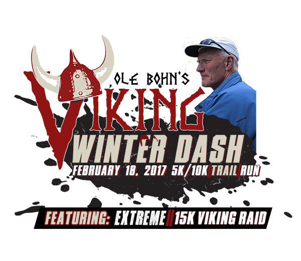 Mid Winter Classic 5k 10k 15k: Viking Dash Trail Run: Indiana 5k/10k/15k/13.1M