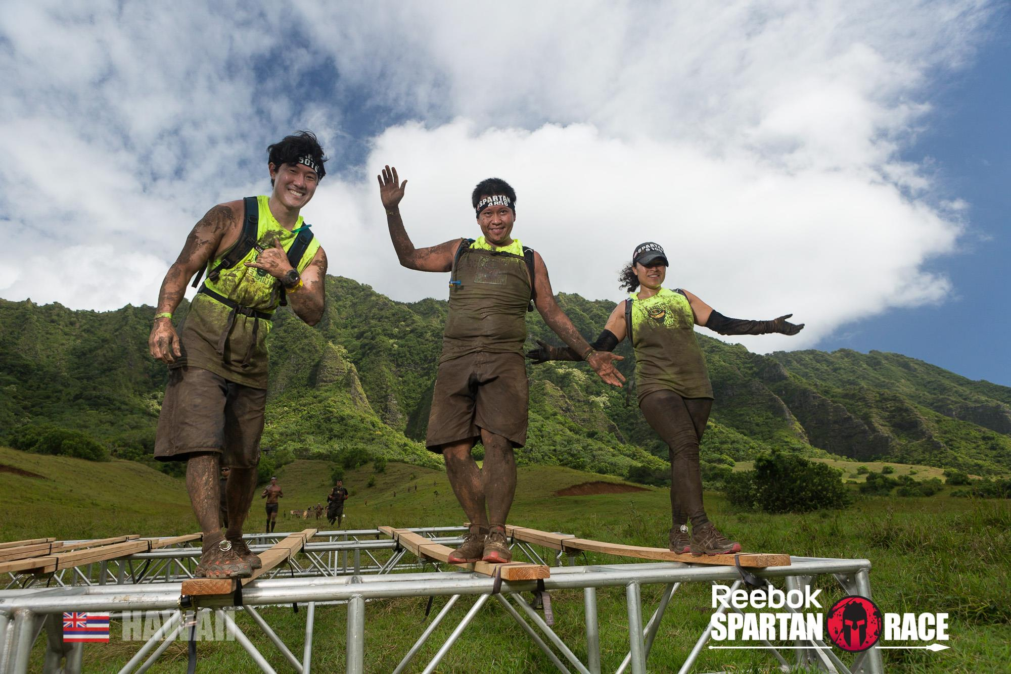 Spartan Race Hawaii We are hosting four race types, Sprint, Super, Beast and Ultra Beast in one weekend! You can run an individual Sprint, Super, Beast or the Ultra Beast, or if you dare, you can take on the ultimate Spartan Trifecta Challenge, by racing all three race types – Sprint + Super + Beast or Ultra Beast all in one weekend, and.