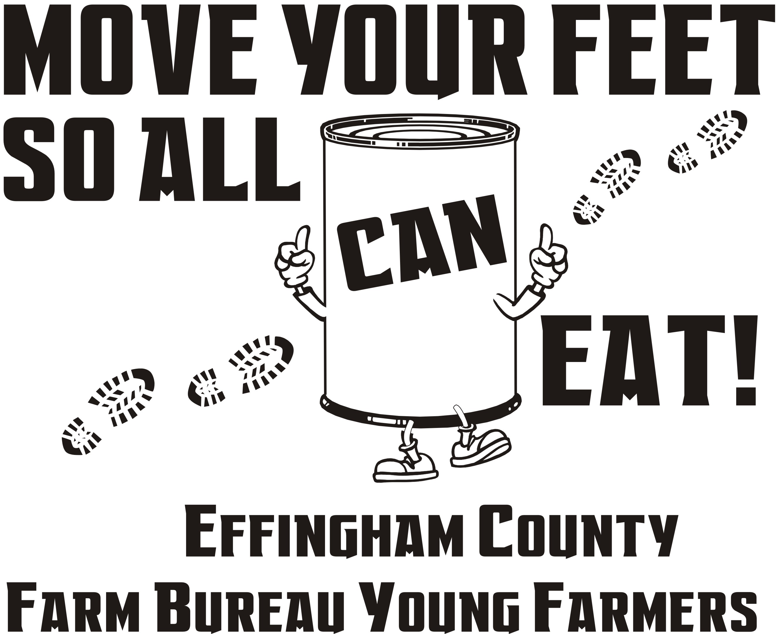 Illinois effingham county teutopolis - Move Your Feet So All Can Eat