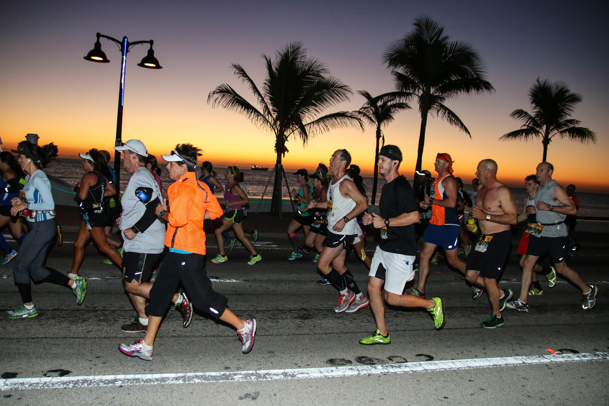 2018 3rd Annual Naked Feet Barefoot 5K Fort Lauderdale