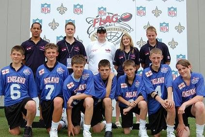 Warriors @ NFL World Championships