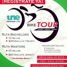 une bike tour abril 28