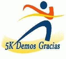 DEMOS GRACIAS 5 K NOVIEMBRE 19