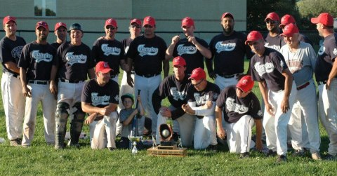 2010 ontario provincial midget softball championships