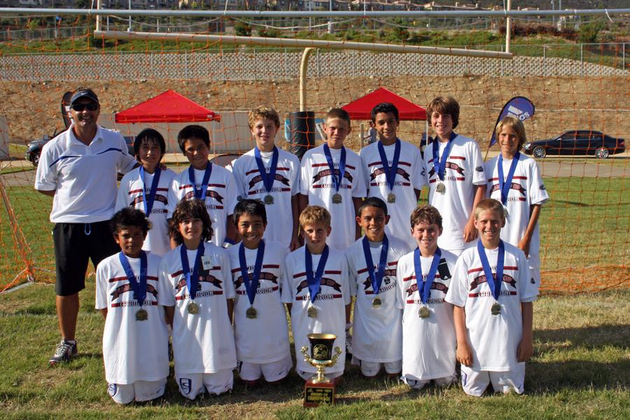 Carlsbad Cup Champions