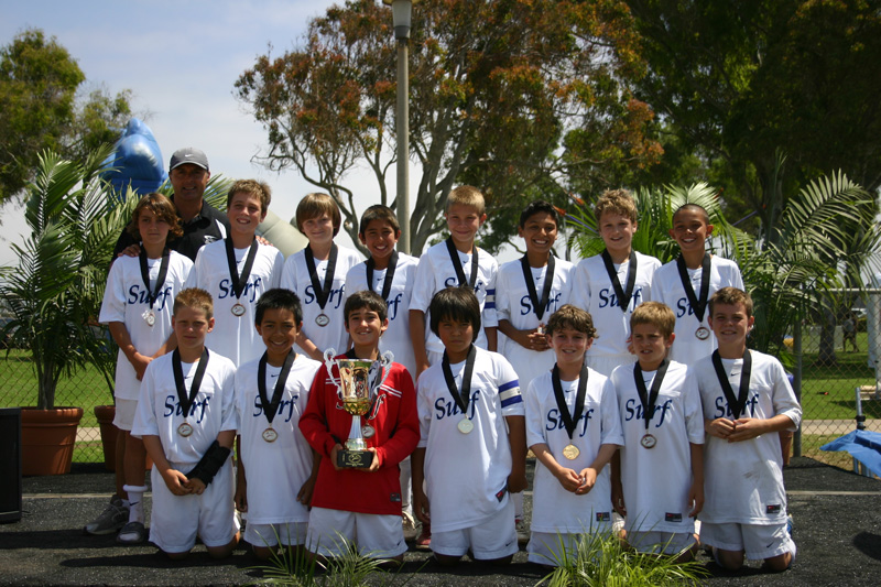 Albion Champs 2007
