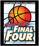 Road to final four logo