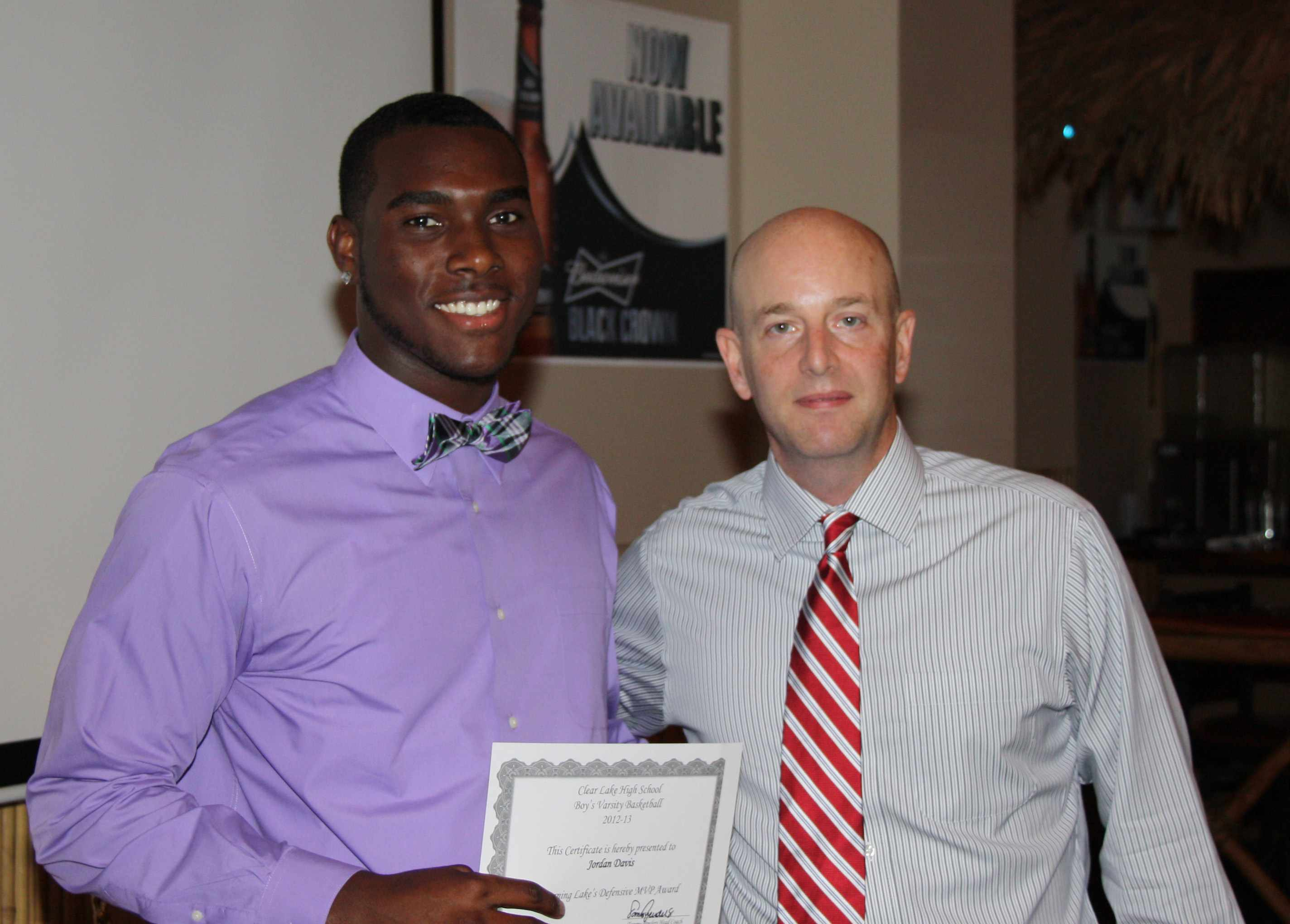 2013 Def Player of year Jordan Davis