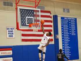 Will West dunk 122713