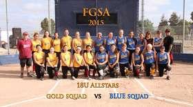 18U All-Star 2015