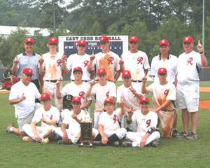 Richmond Braves National Baseball Team '08