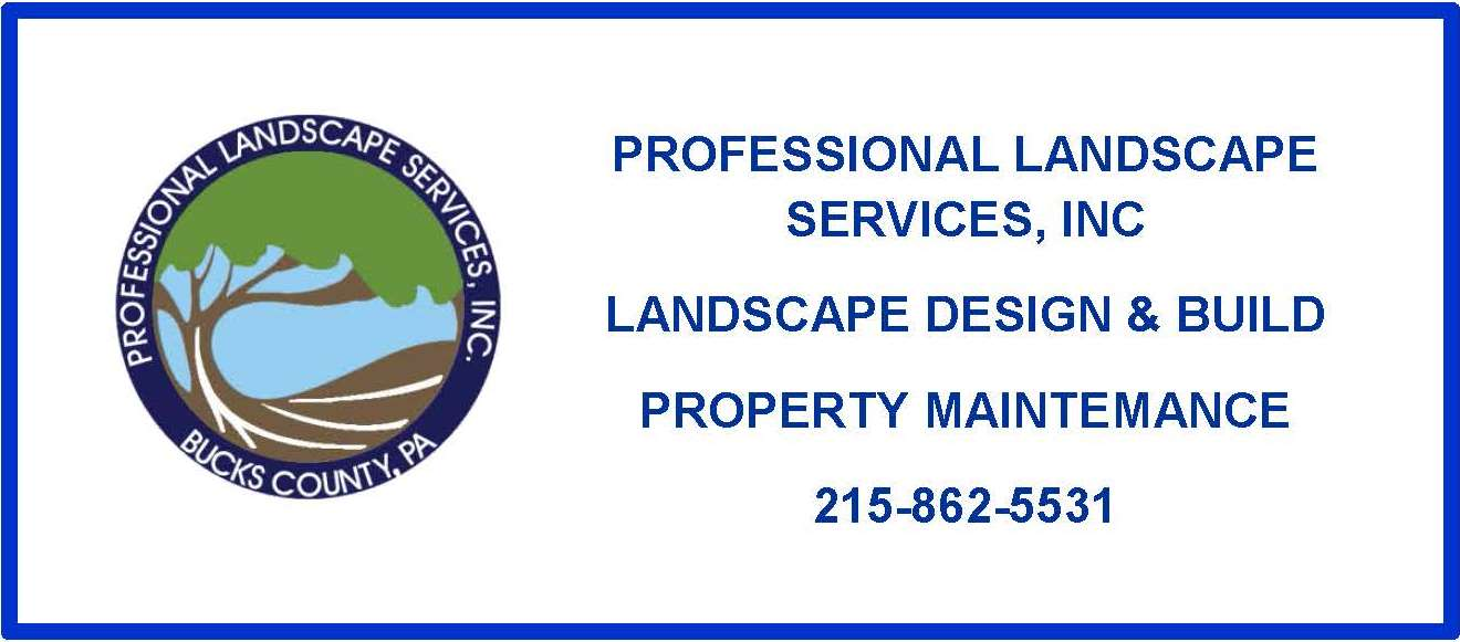 Professional Landscape Services Inc.