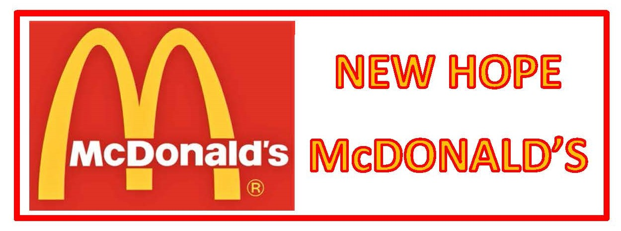 New Hope McDonald's