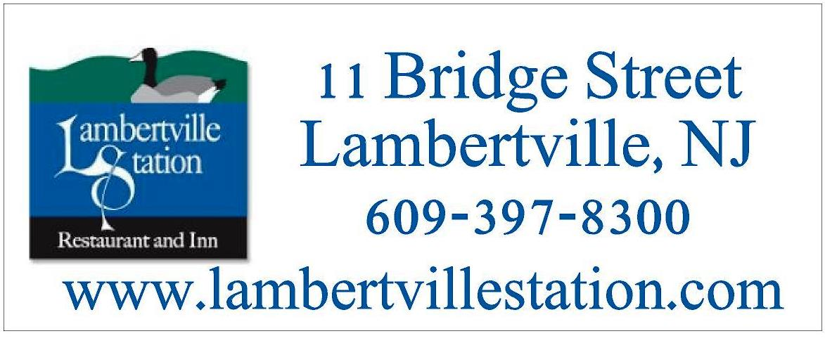 LAMBERTVILLE STATION - Restaurant and Inn