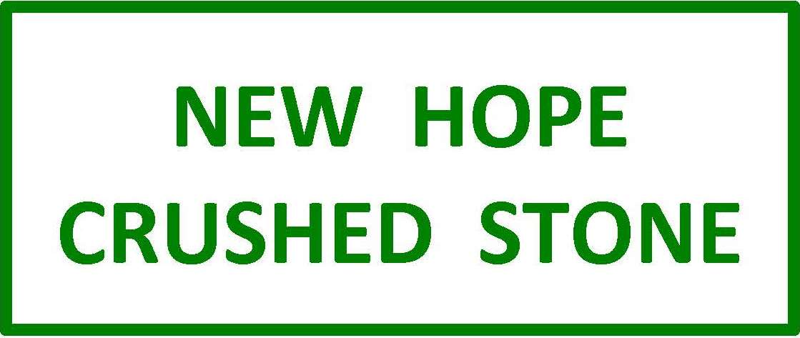 NEW HOPE CRUSHED STONE