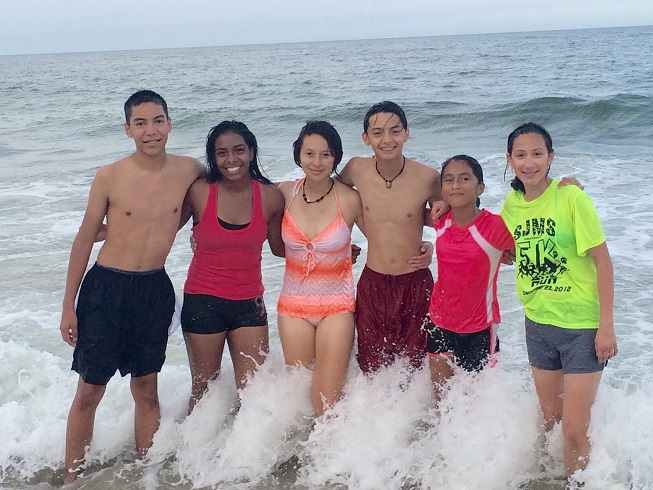 Having fun - 2015