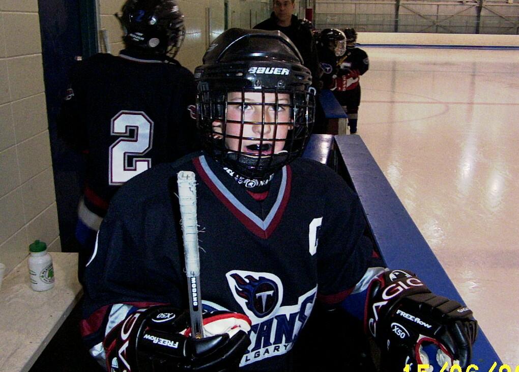 Hockey Saml alberta midget