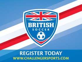 British soccer Camp 2016