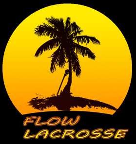 Flow lacrosse logo