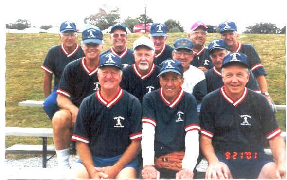 Original Senior Team '01