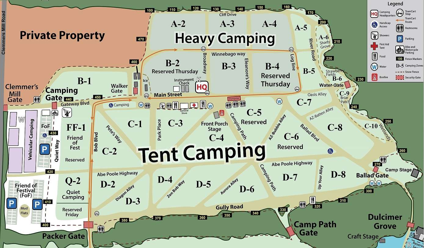 Campground 15