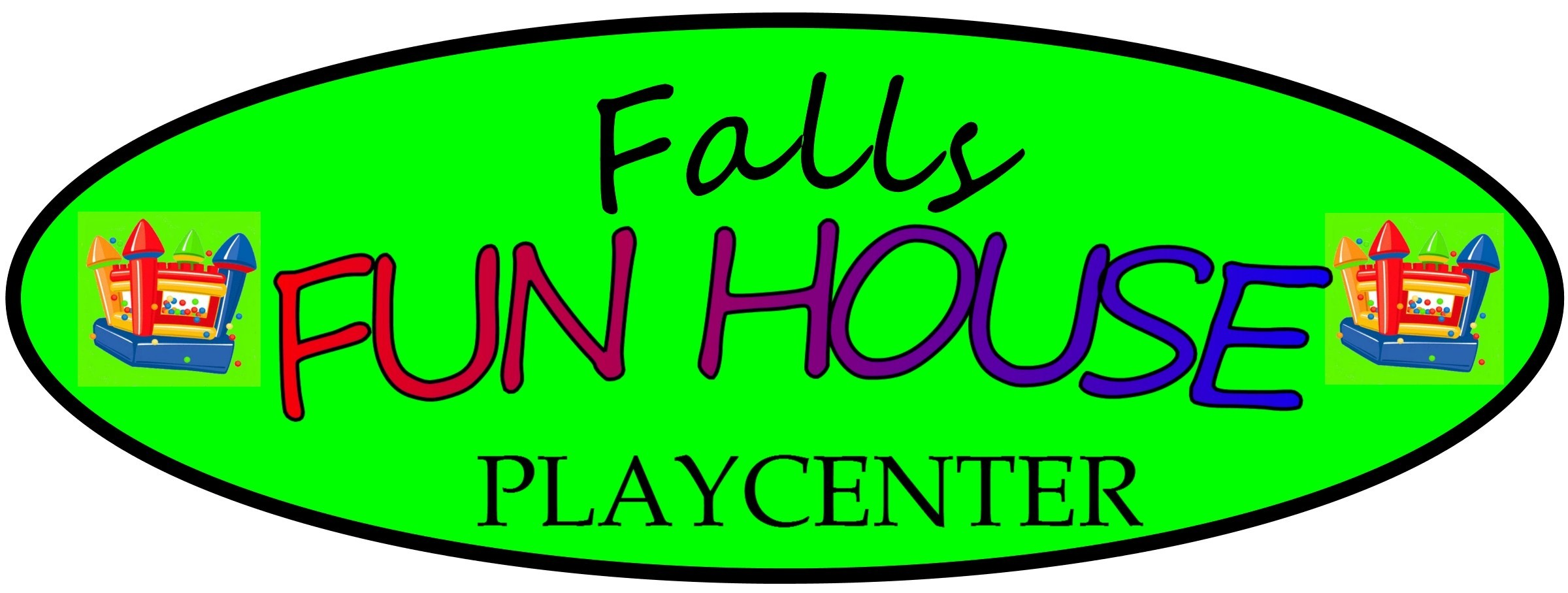Falls Fun House Play Center