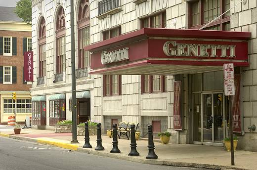 Genetti Hotel