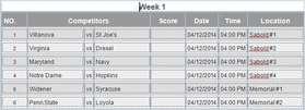 2014 Week #1