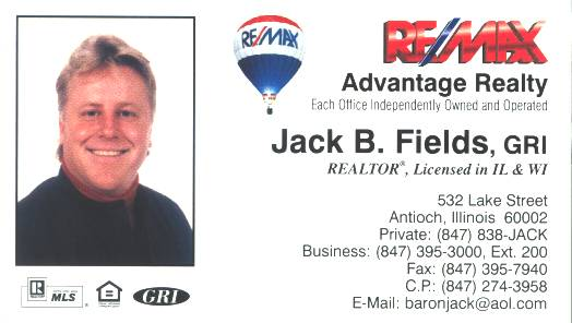 ReMax - JACK B. FIELDS