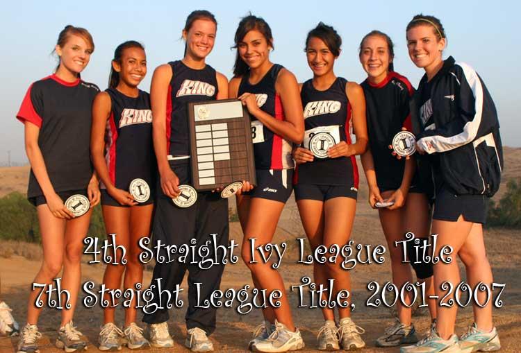 girls league title 2007