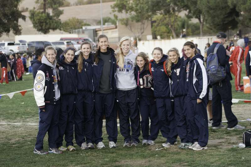 girls cif team 2012