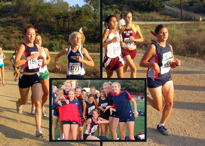 cif girls collage 2005