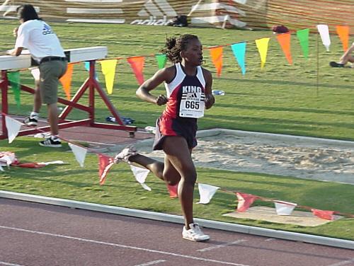 nanyonyi 4 year athlete