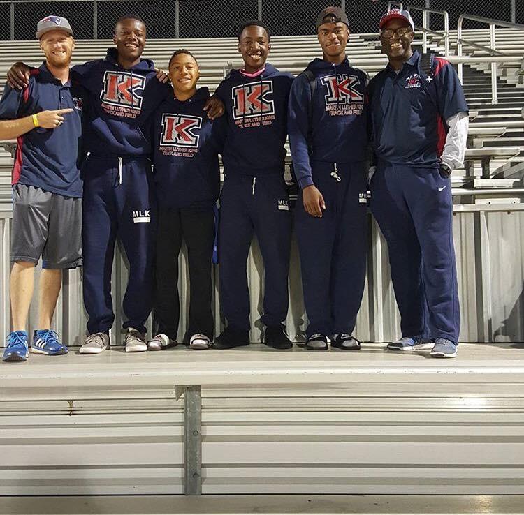 relay squad 2016