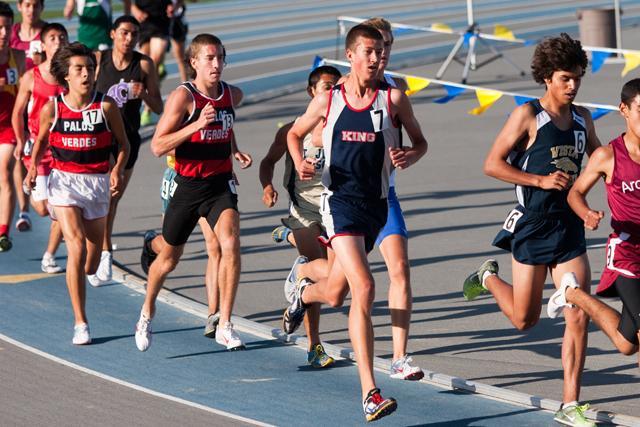 Werley Lane 2010 cif track finals